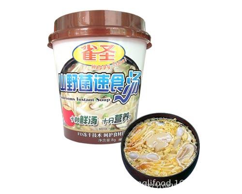 山野菌速食汤