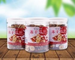 吴江冻干红枣罐装