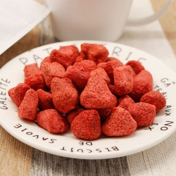 美滋美脆冻干草莓