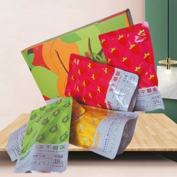 美滋美脆冻干水果礼盒